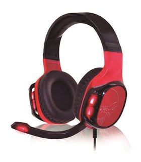Auricular Gaming Spirit Of Gamer Elite H-60 Rojo