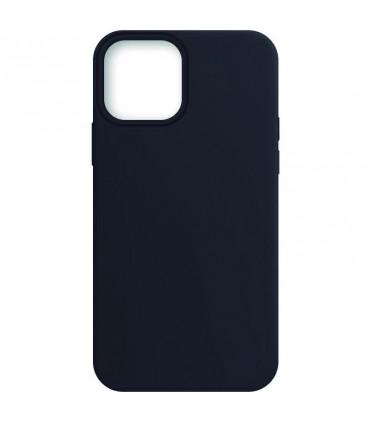 """Funda Silicona iPhone 12 / 12 Pro 6,1"""" Liquid Black"""