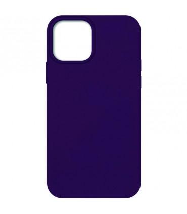 """Funda Silicona iPhone 12 / 12 Pro 6,1"""" Liquid Violet"""