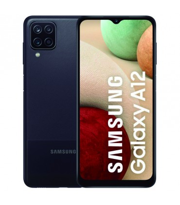 Smartphone Samsung Galaxy A12 128GB DS Black