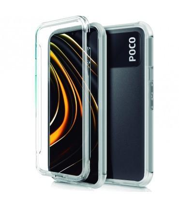 Funda Silicona 3D Xiaomi Pocophone M3 / 9T Transparente