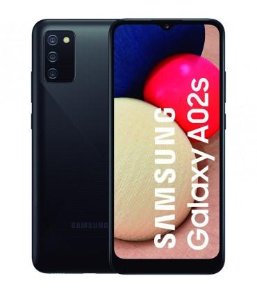 Smartphone Samsung Galaxy A02S 32GB DS Black