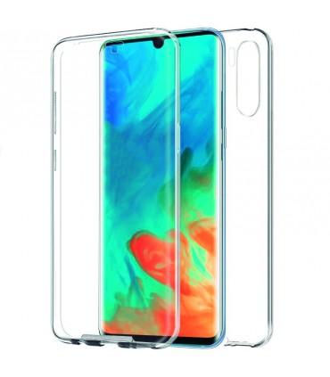 Funda Silicona 3D Huawei P30 Pro Transparente