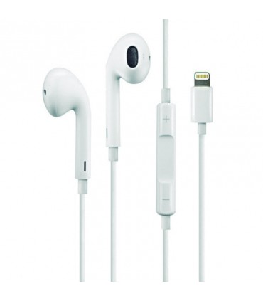 Auriculares Stereo JH-013 Lighting Blancos