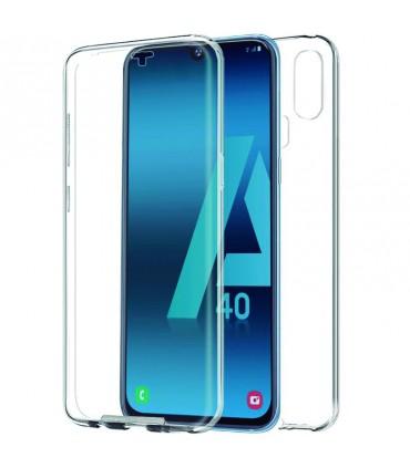 Funda Silicona 3D Samsung A405 Galaxy A40 Transparente