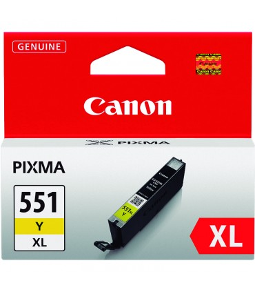 Cartucho Original Canon PGI-551Y XL